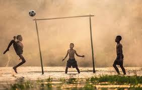 مخالفة في كرة القدم فطحل