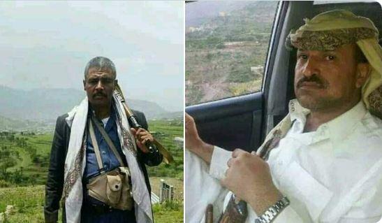 مقتل قياديين حوثيين بتصفيات داخلية بإب